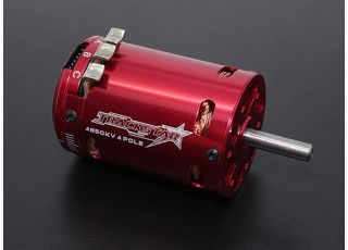 TrackStar 540 Size 4 Pole 4850KV Sensored Motor