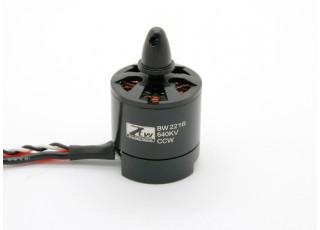 SCRATCH/DENT - Black Widow 2216 640KV With Built-In ESC CCW