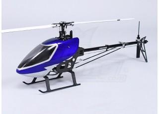 SCRATCH/DENT HK-450TT PRO V2 3D Torque-Tube Helicopter Kit (Align T-Rex Compatible)