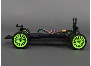 1/16 Brushless 4WD Mini Rally Car Top Off 4