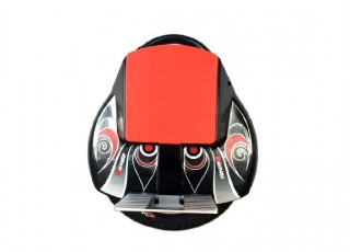 Intelligent Self-balancing Electric Unicycle Side view