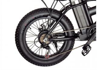 MYATU Electric Fat Bike Rear Wheel
