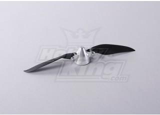 Heavy Duty Folding Propeller W/Alloy Hub 35mm/3mm Shaft 8x6