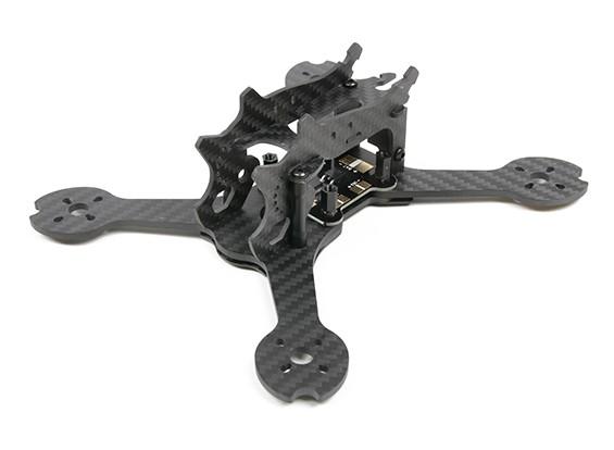 """Sky Hero OB1 Rev2 Naked Drone Racing Frame 4"""" (178mm)"""