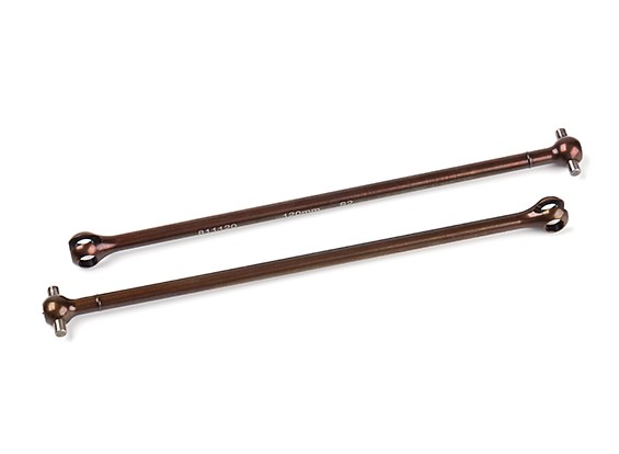 BSR Berserker 1/8 Electric Truggy - CVD Shaft 120mm (1 pair) 811120