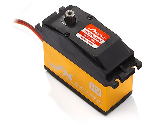 JX PDI-HV2060MG Metal Gear High Torque Xtra Large Digital Power Servo 62kg/0.13sec/200g