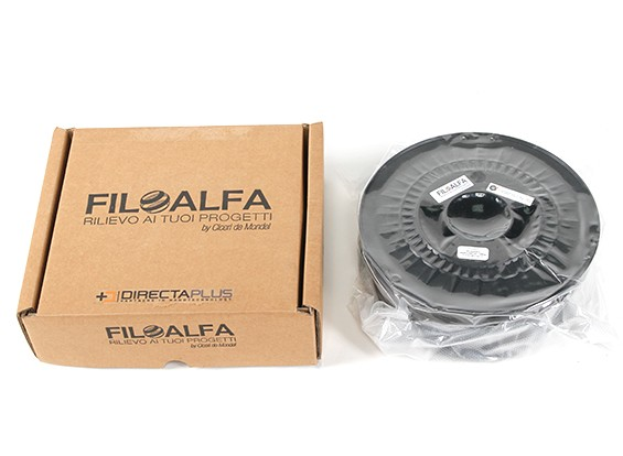Filoalfa Grafylon 3D Printer Filament 1.75mm PLA 1kg Spool (Graphene)