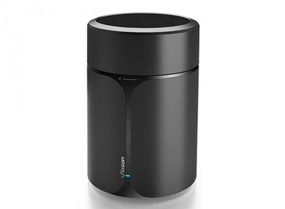 Vidson D2 Portable Intelligent Bluetooth Stereo Speaker With Calls/AUX/TF -BLACK