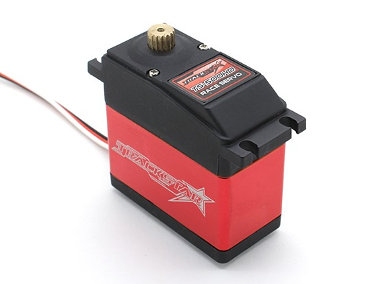 SCRATCH/DENT - Trackstar TS-500HD Analog Metal Gear Racing Servo 27.3kg / 0.22sec / 188g E1139