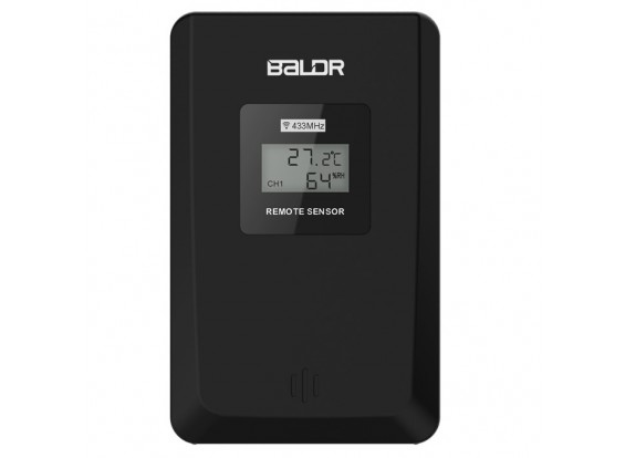 BALDR Wireless Sensor for B0317 Thermometer Hygrometer Temperature Humidity
