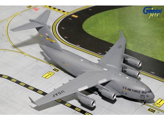 Gemini Jets USAF (Charleston AFB) Boeing C-17 Globemaster III  0014 1:200 Diecast Model G2AFO635