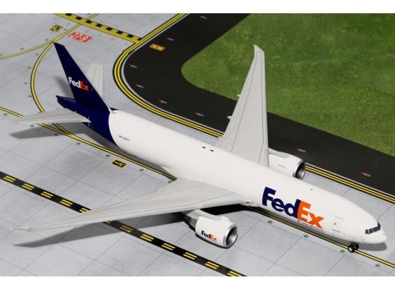 Gemini Jets Federal Express 'Fedex'  Boeing 777-200LR N884FD 1:200 Diecast Model G2FDX535