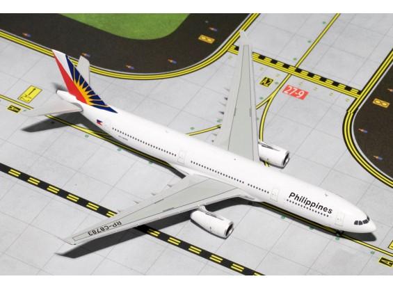 Gemini Jets Philippines Airlines Airbus A330-300 RP-C8783 1:400 Diecast Model GJPAL1538