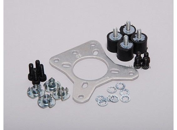 FM-60 Flex-Mount for 60 Engine size