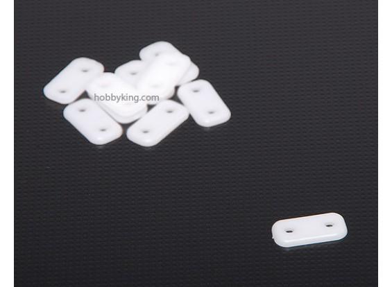 Gear Plates 21x10mm (10pcs/set)