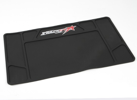 TrackStar Rubber R/C Work Mat (640 x 400mm)