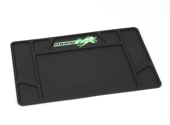 MultiStar Rubber R/C Work Mat (395 x 250mm)
