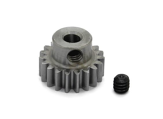 Robinson Racing Steel Pinion Gear 48 Pitch Metric (.6 Module) 19T