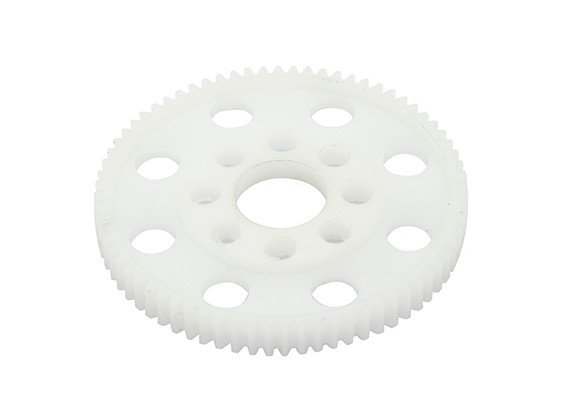 """Robinson Racing """"PRO"""" Machined Spur Gear 48 Pitch 81T"""