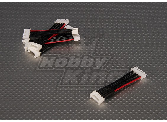 Male JST-XH <-> Female Thunderpower 5S 5cm (5pcs/bag)