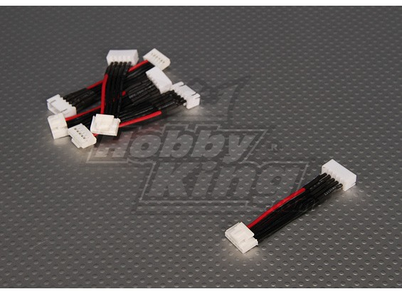 Female JST-XH <-> Male Thunderpower 4S 5cm (5pcs/bag)