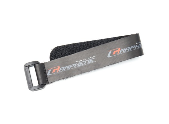 Graphene Velcro Battery Strap 200mm
