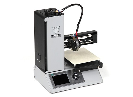 Malyan M200 High Efficiency FDM Desktop 3D printer (UK Plug)