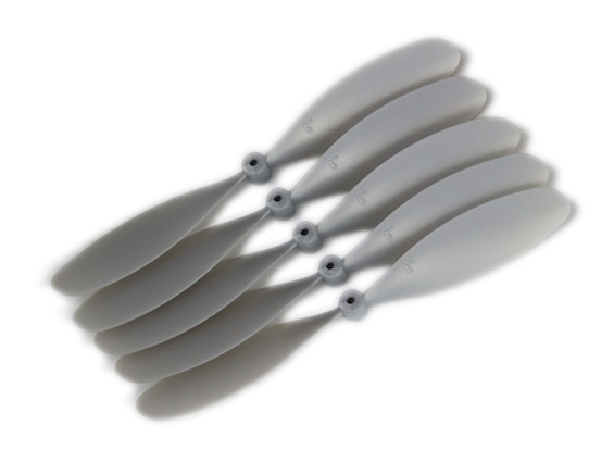 "6"" Propeller for Rubber Powered Models  (5pcs/bag)"