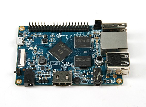 Orange Pi PC CPU