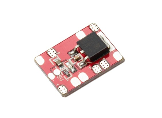 Micro Power Distribution Board with 5V BEC (2~4S LiPoly)
