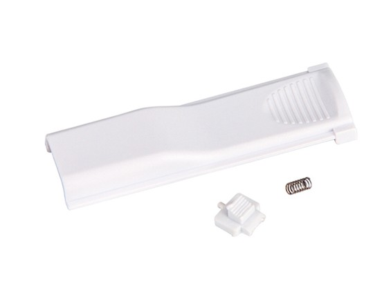 Walkera Rodeo 150 - Battery Cover (White)