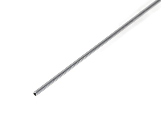 "K&S Precision Metals Aluminum Stock Tube 3/32"" OD x 0.014 x 36"" (Qty 1)"