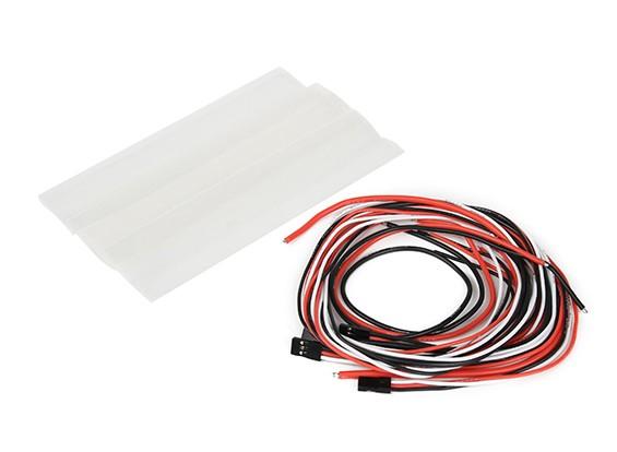 Flyduino KISS 24A & 30A ESC Cable Set