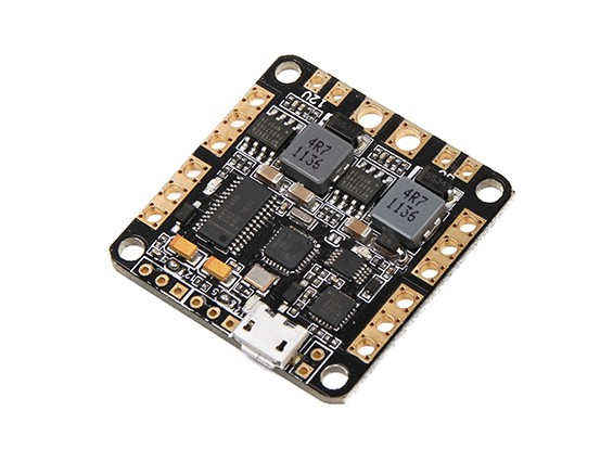 FPV Racing Drone PDB with OSD BEC for Naze32/F3