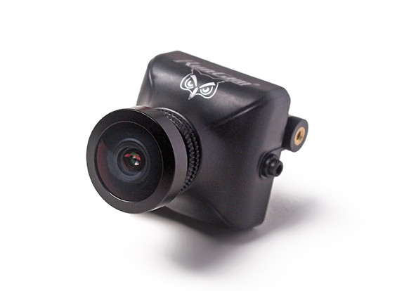 RunCam Owl Plus 700TVL Mini FPV Camera - Black (PAL Version)