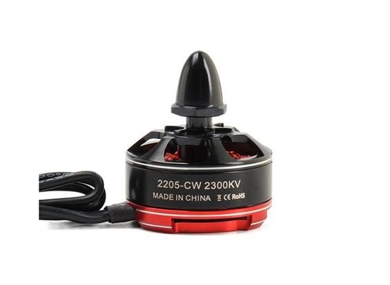 Gemfan M2205R  2300kv Brushless Outrunner Motor (CW)