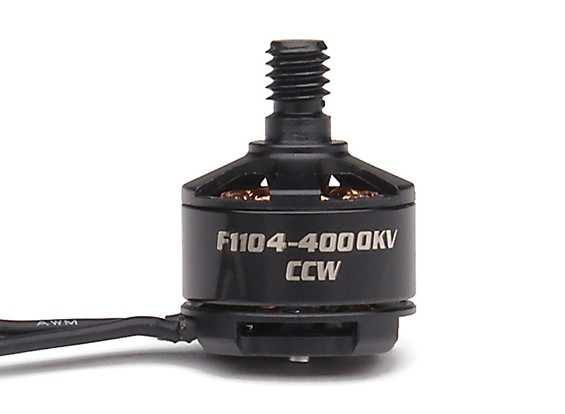 Turnigy F1104-4000KV 5.5g Brushless Motor CCW