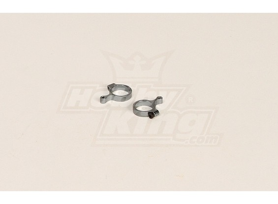GT450PRO Metal Tail Linkage Rod Fin Band