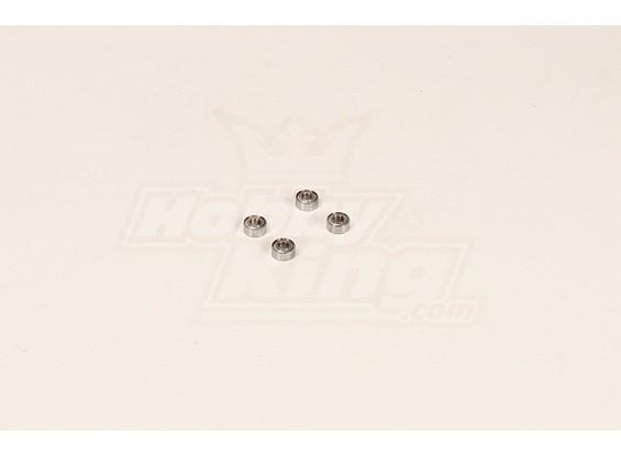 GT450PRO Bearing (11x4.98x4.96mm) 4pcs