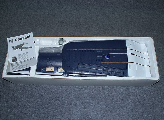 SCRATCH/DENT F4U Corsair 1400mm (PNF)