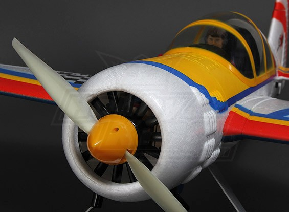 Yak 54 1.5m Monster 3D V2 EPO (PNF)