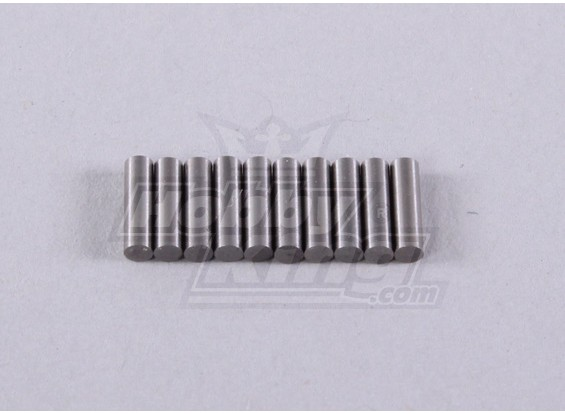 Pin for Diff.gear-Short 10pc - 118B, A2006, A2023T and A2035