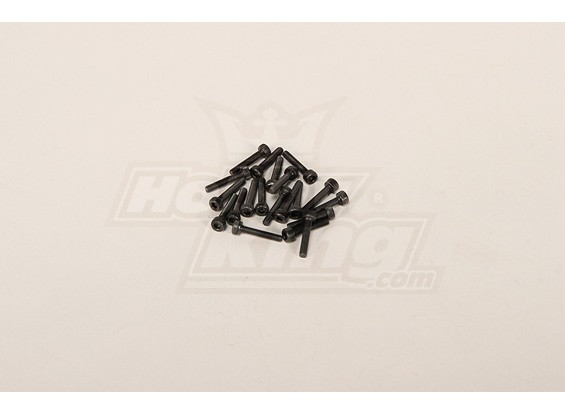 Screw Socket Head Hex M3x16 (20pcs)