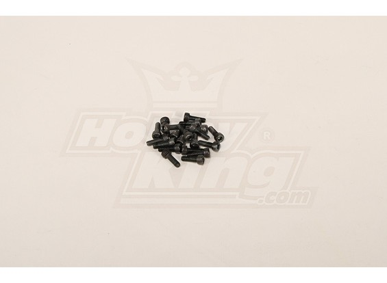 Screw Socket Head Hex M4x12 (20 pcs)