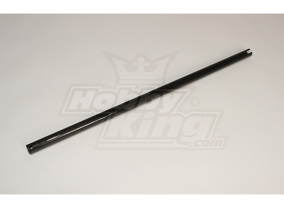 Carbon Tail boom for Raptor 50 (640mm)