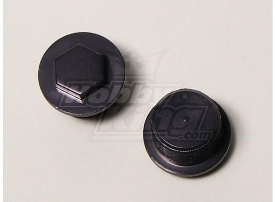 QRF400 Front shock Upper Cap