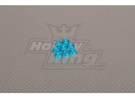 CNC Cap Bolt Washer M3 (3.5mm) Sky Blue