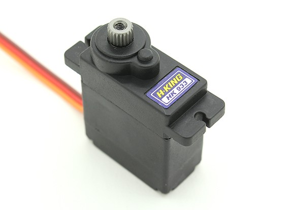 HobbyKing™ HK-933MG Digital MG Servo 2.0kg / 0.10sec / 12g