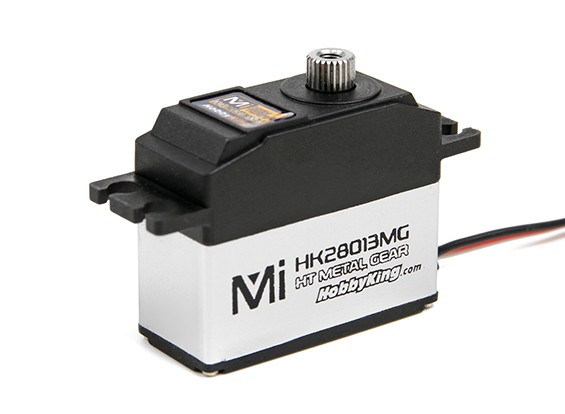 HobbyKing™ Mi Digital High Torque Servo 25T  MG 6kg / 0.11sec / 26g