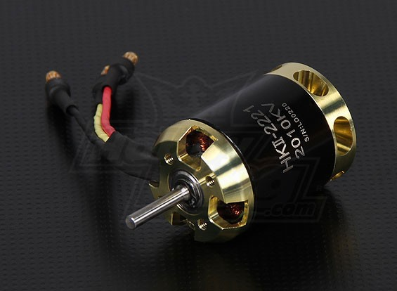 Scorpion HKII-2221-2010kv Brushless Outrunner